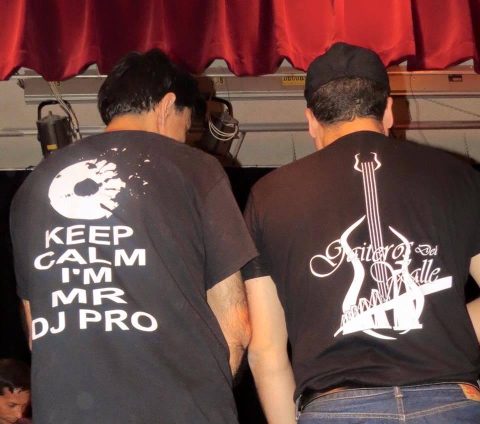 MR DJ PRO  &  GAITEROS DEL  VALLE.