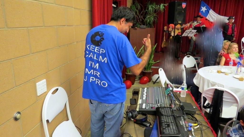 Keep Calm I'm MR DJ PRO.
